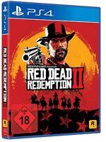 Red Dead Redemption 2 (PS4) (NEU OVP) (UNCUT) (Blitzversand)