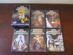 LES MONDES ENGLOUTIS - Coffret 5 DVD