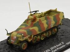 Le combat tanks collection (question 99) - sd. kfz. 251/9 ausf. d