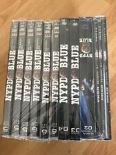 NYPD Blue: TV Series Complete Seasons 1 2 3 4 5 6 7 8 9 10  Box / DVD Set(s)