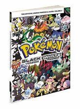 Pokemon Black and White: The Official Unova Pokedex and Guide Volume 2
