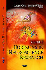 New, Horizons in Neuroscience Research: v. 3, , Book