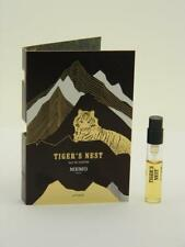 MEMO TIGER'S NEST Eau de Parfum EDP 2ml Vial Sample Spray With Card