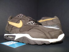 2003 NIKE AIR TRAINER SC LOW WP WATERPROOF MAX 1 CINDER BROWN WHEAT IVORY NEW 11