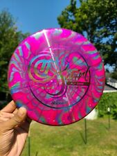 Disc Golf Discraft 🔥 Ti Flex Swirl 🔥 Zone 🔥 Putter 174g Custom Dye 🔥