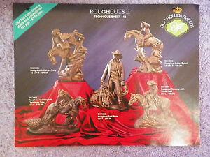 Doc Holliday Tech Sheet 142 Roughcuts II Ceramic Technique Sheet