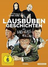 Lausbubengeschichten (Jubiläumsedition) 5 DVDs Neu und Originalverpackt