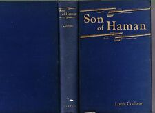 Son of Haman (fiction, MS Delta 19th Century) Cochran 1937 1st ed SIGNED no DJ