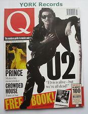 Q MAGAZINE - Issue 70 July 1992 - U2 / Prince / Crowded House