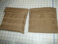coyote USMC MARSOC FSBE molle pals scalable eagle ind pouches side plate carrier
