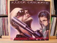 "12"" LASER COWBOYS - Killer Machine - ITALO - MINT-"