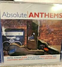 Absolute Anthems Various Artists Cd