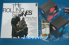 ROLLING STONES Greatest Albums in the 60's BOX for JAPAN mini lp cd  empty BOX
