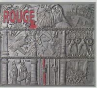 Jean Jacques Goldman Rouge Cd Album Boitier Plastique