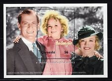 SELLOS TEMA CINE. GRENADA 2002 SHIRLEY TEMPLE OUR LITTLE GIRL HB