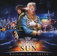 "EMPIRE OF THE SUN ""WALKING ON A DREAM"" CD NEU"