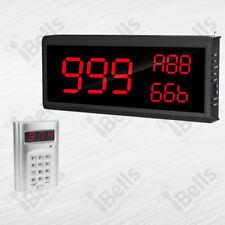 Personenrufsystem: Wartenummer Anzeigetafel ZJ-82 XXLund Rufsender - Smart-Serie