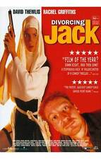 DIVORCING JACK Movie POSTER 27x40 David Thewlis Rachel Griffiths Jason Isaacs