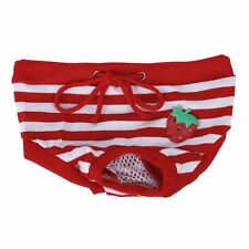 Female Pet Dog Sanitary Diaper Pant Brief for Small Dog N3