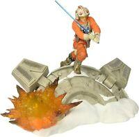 Star Wars Black Series Luke Skywalker Statue Centerpiece Action Figure - NEW