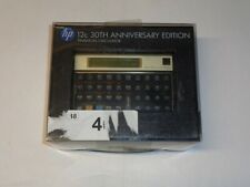 12c 30TH Anniversary Edition Financial Calculator HP (New)
