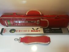 "Sola ENW 60 CM 24"" Electronic Inclinometer Level in Case Solatronic Austria"