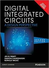 Digital Integrated Circuits: A Design Perspective <Paperback>