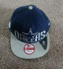 Dallas Cowboys New Era Snap Back Cap Size Small-Medium