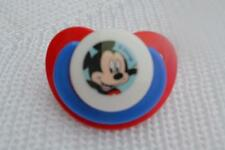 Pyjama 💗 💗 Mickey Mouse factice sucette + aimant ou mastic pour poupon REBORN