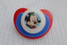 Pijamas 💗 💗 Mickey Mouse chupete DUMMY + imán o masilla para muñeca renacida