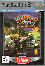 RATCHET & CLANK 3 UP YOUR ARSENAL for PLAYSTATION 2 PS2 ~GOOD COND, FREE POST~