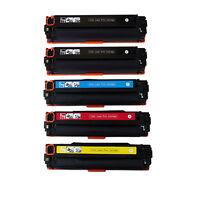 5PK 131A Combo+Extra black  Toner For Canon131 Canon 131  LBP7110Cw MF8280Cw