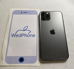 Apple iPhone 11 PRO 64GB Gray Usato Ricondizionato Rigenerato GARANZIA ITALIA
