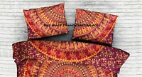 Elephant Mandala Indian Pillow Case Pillow Sham Bed Decor Cotton Handmade Pillow