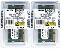 4GB 2 x 2GB DDR2 Memory RAM for DELL LATITUDE 5400 5500 6400 6500 ATG E6400 D830