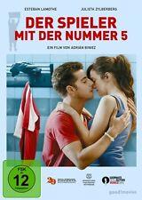 ESTEBAN LAMOTHE/ALFONSO TORT/+ - DER SPIELER MIT DER NUMMER 5  DVD NEU