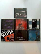 CD Set of 7 Depeche Mode (1255)