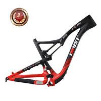 IMUST Carbon 650B 27.5er Mountaiin Bike Suspension Frame S7 15.5 inch BB92