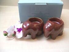 PartyLite Deko-Kerzenständer & -Teelichthalter aus Keramik