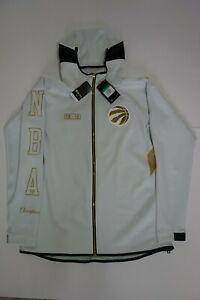 Nike NBA Champions Raptors Therma Flex Full Zip Hooded Jacket CQ4284-100 XLT