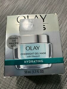 Olay Masks Overnight Gel Mask With Vitamin E Hydrating - 1.7 FL oZ