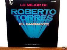 Roberto Torres Lo Mejor de  El Caminante   LP