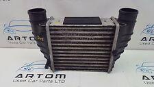 AUDI A4 B7 2.0 TFSI Derecho Lado del conductor Intercooler 8E0145806M/8E0 145 806 M