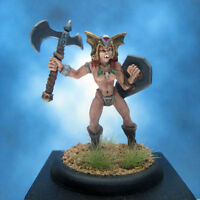 Painted Reaper Miniature D'Mona the Destroyer