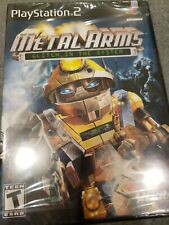 Metal Arms: Glitch in the System (Sony PlayStation 2, 2003) - European Version