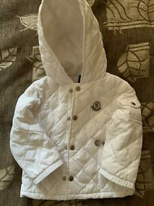 Moncler kids baby quilted jacket size 12-18 months 80cm
