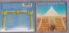 Earth, Wind & Fire  All 'N All JAPAN CD + OBI ( 3 Bonus Tracks )