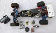 automodello ❤HPI BAJA 5B❤ 30,5cc benzina scala 1/5 ss RTR RC buggy nitro ricambi
