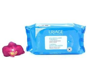 Uriage Thermal Micellar Water - Make-Up Remover Wipes 25pcs