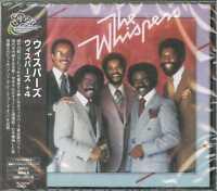 WHISPERS-THE WHISPERS+4-JAPAN CD BONUS TRACK D86